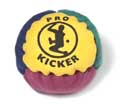 Footbag ProKicker Rasta Bag
